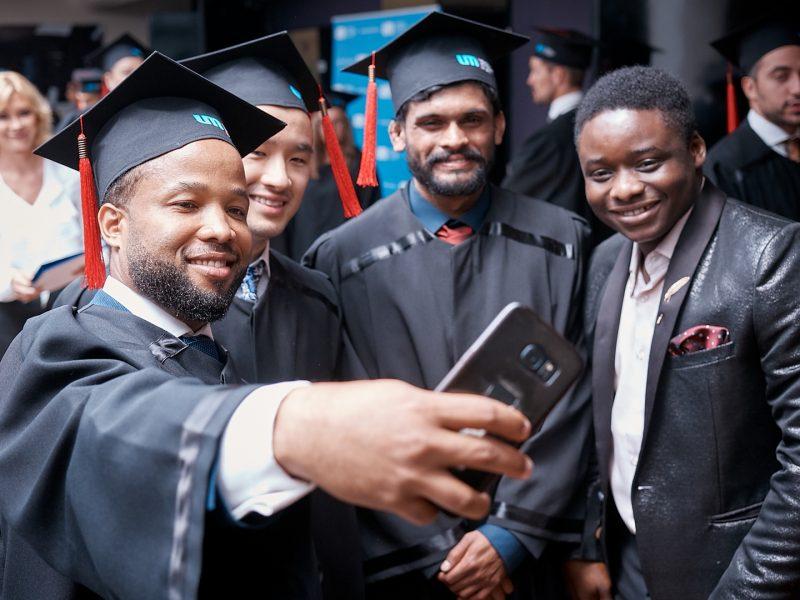 Graduation Ceremony Class 2018