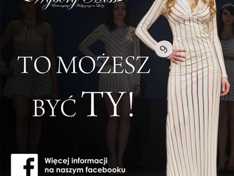Wybory Miss Uniwersytetu Medycznego w Łodzi 2018